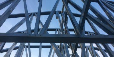 Struttura in acciaio Trasimeno Invest