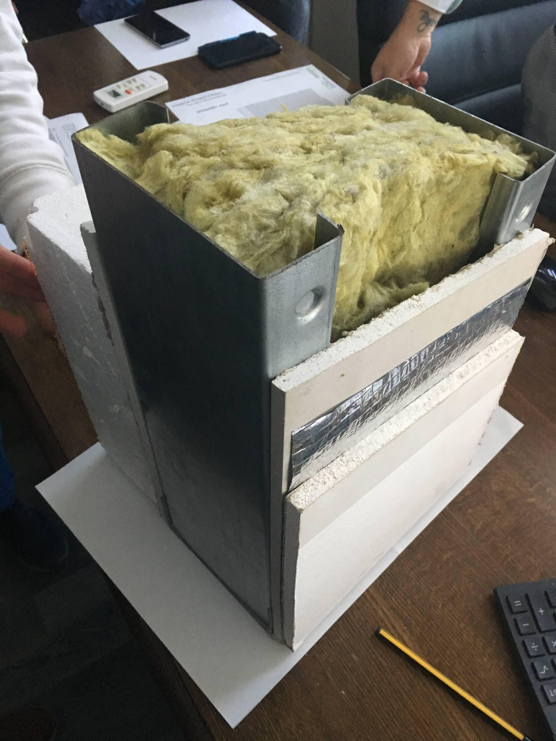 case in acciaio a secco - Trasimeno invest