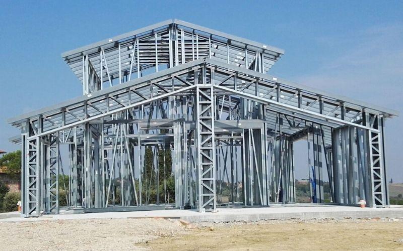 Realizzazioni case in acciaio - Trasimeno Invest
